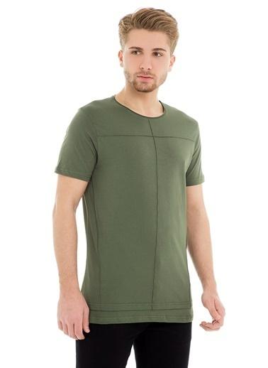 Five Pocket Tişört Haki